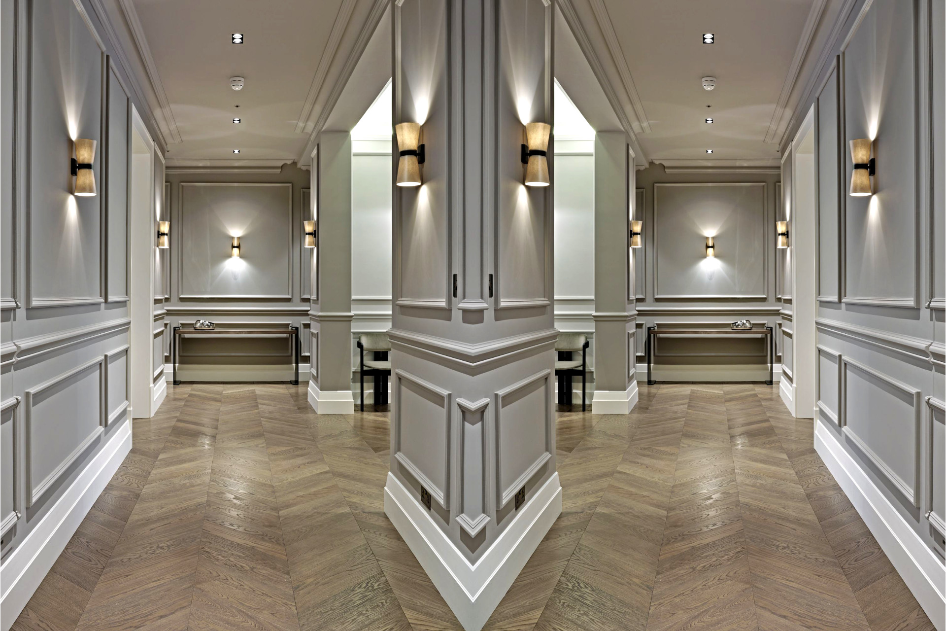 Toronto Column Replacement Wainscoting Moulding 416