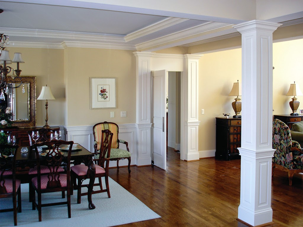 Architectural Wood Columns Toronto Elite Moulding 416