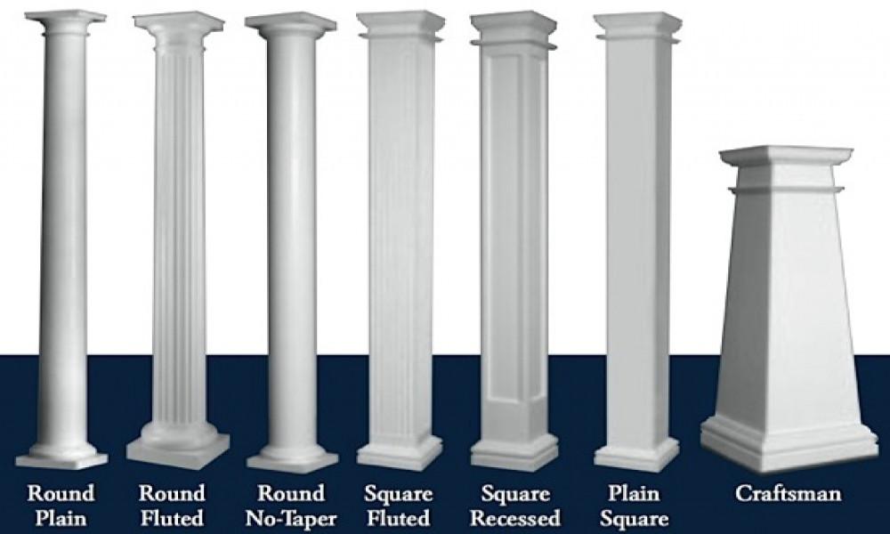 Architectural Columns Toronto | Elite Moulding | 416 245 1115